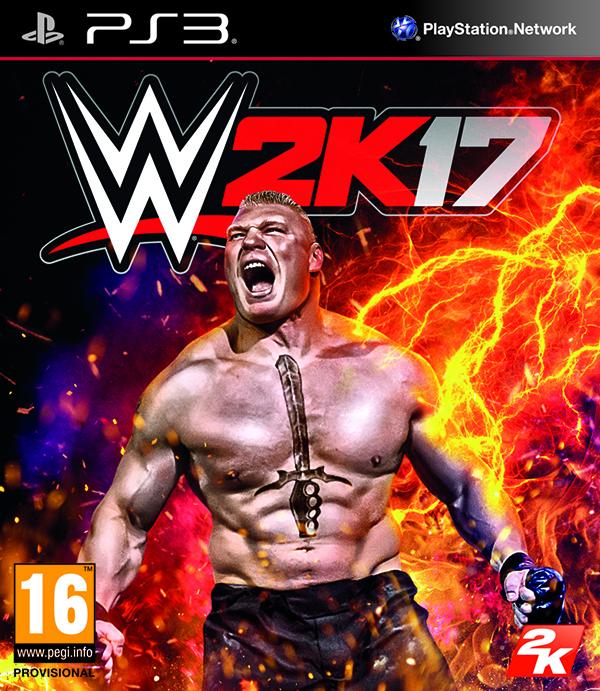WWE 2K17 [PS3] ps3 jailbreak 2 алматы