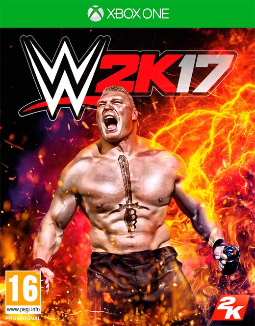 WWE 2K17 [Xbox One]Следуя по стопам чрезвычайно успешного сезона WWE 2K16, завоевавшего любовь игроков и признание критиков в прошлом году, WWE 2K17 обещает стать новой жемчужиной всемирно известной серии.<br>