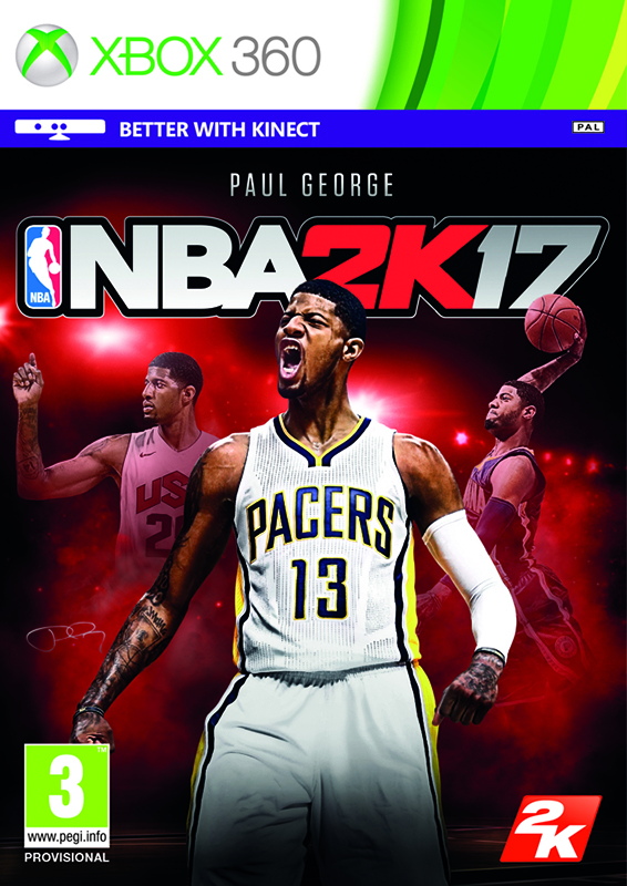 NBA 2K17 [Xbox 360]NBA 2K17 &amp;ndash; задает новые стандарты качества, стирая грань между виртуальным миром и реальностью!<br>