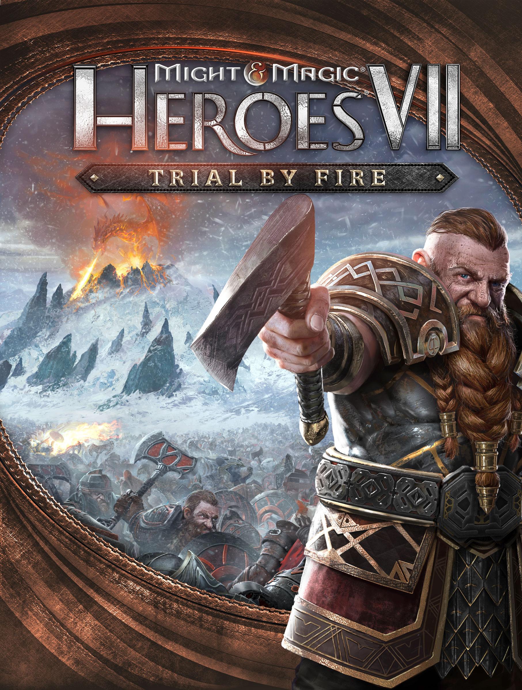 Меч и Магия Герои VII (Might & Magic Heroes VII) Испытание огнем [PC, Цифровая версия] (Цифровая версия)