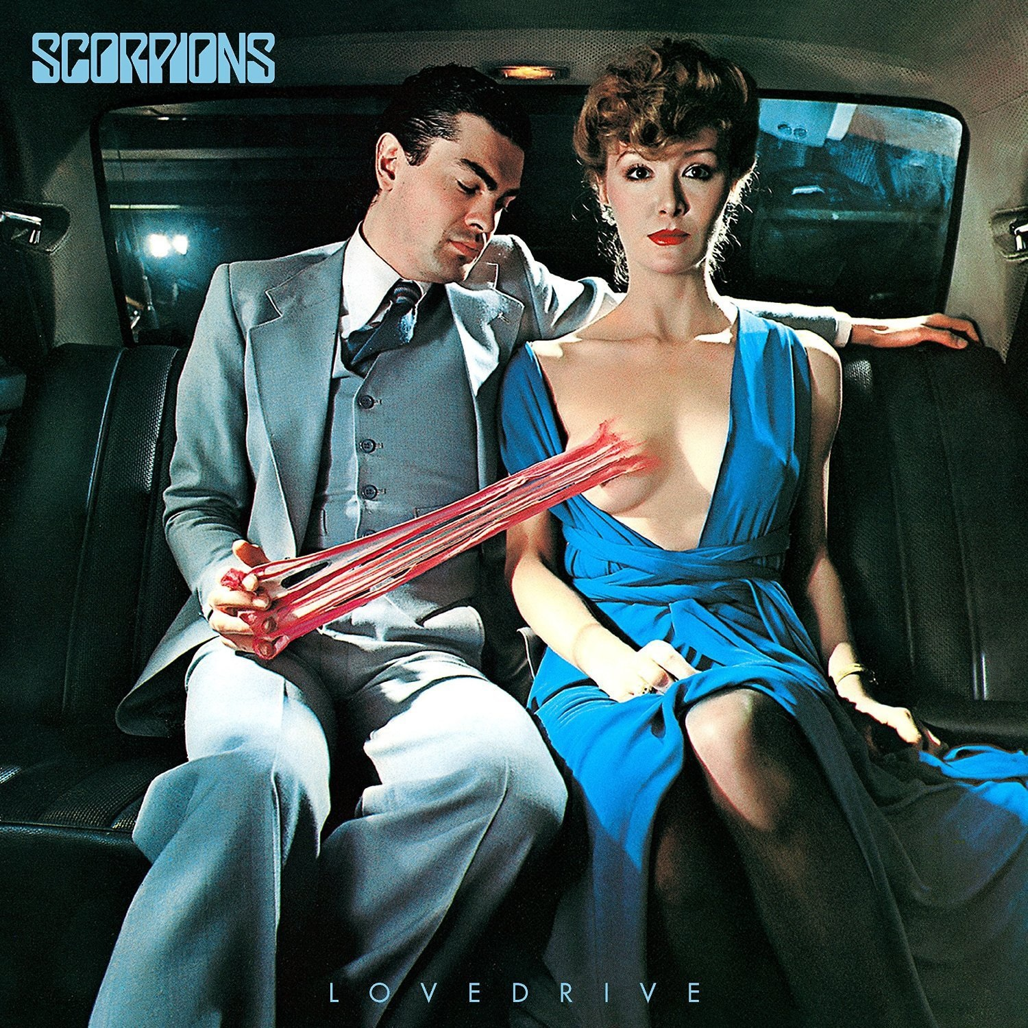 Scorpions: Lovedrive (CD)