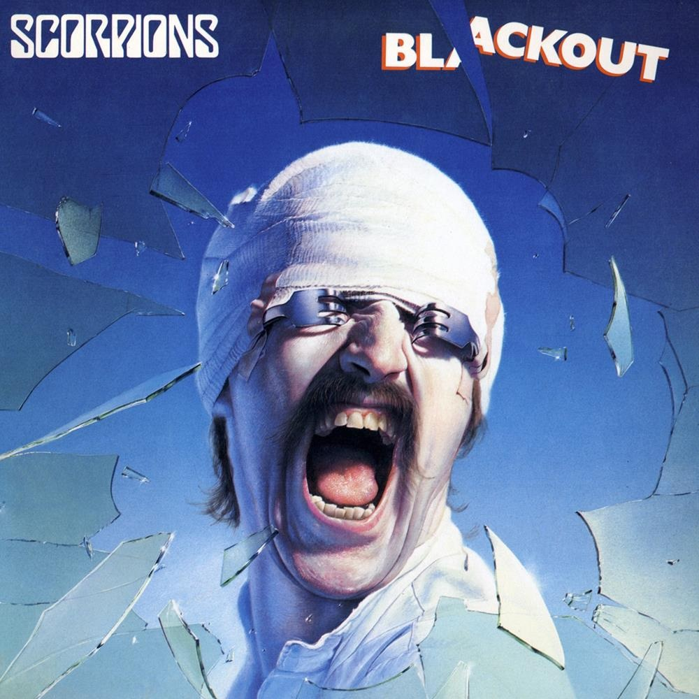 Scorpions: Blackout (CD)