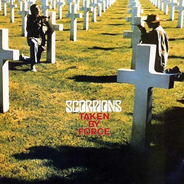 Scorpions: Taken By Force (CD)