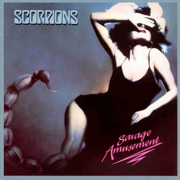 Scorpions: Savage Amusement (CD)