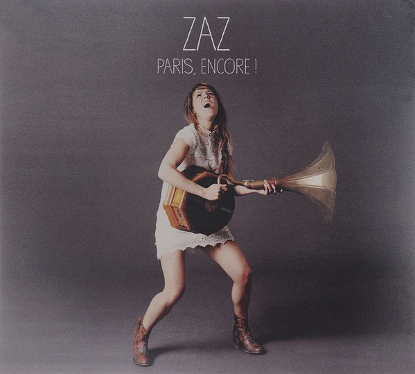 Zaz: Paris, Encore! (CD + DVD) альбом для cd и dvd в интернет магазине в спб