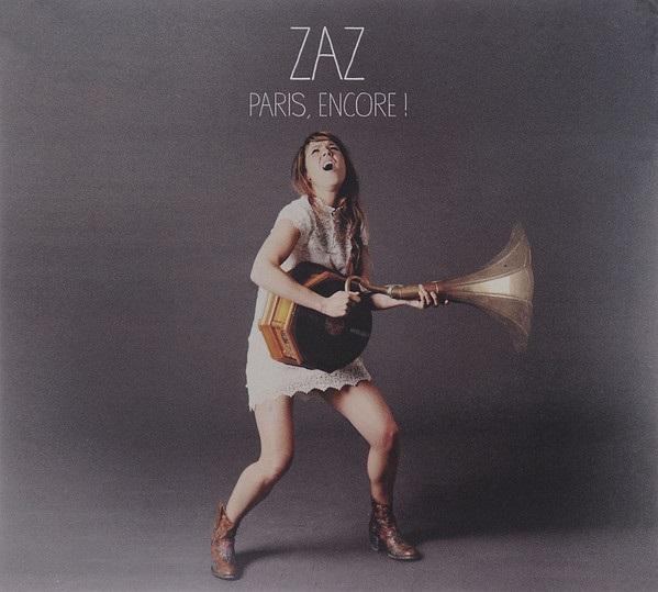 Zaz: Paris, Encore! (CD + DVD)Представляем вашему вниманию альбом Zaz. Paris, Encore!, альбом французской певицы.<br>