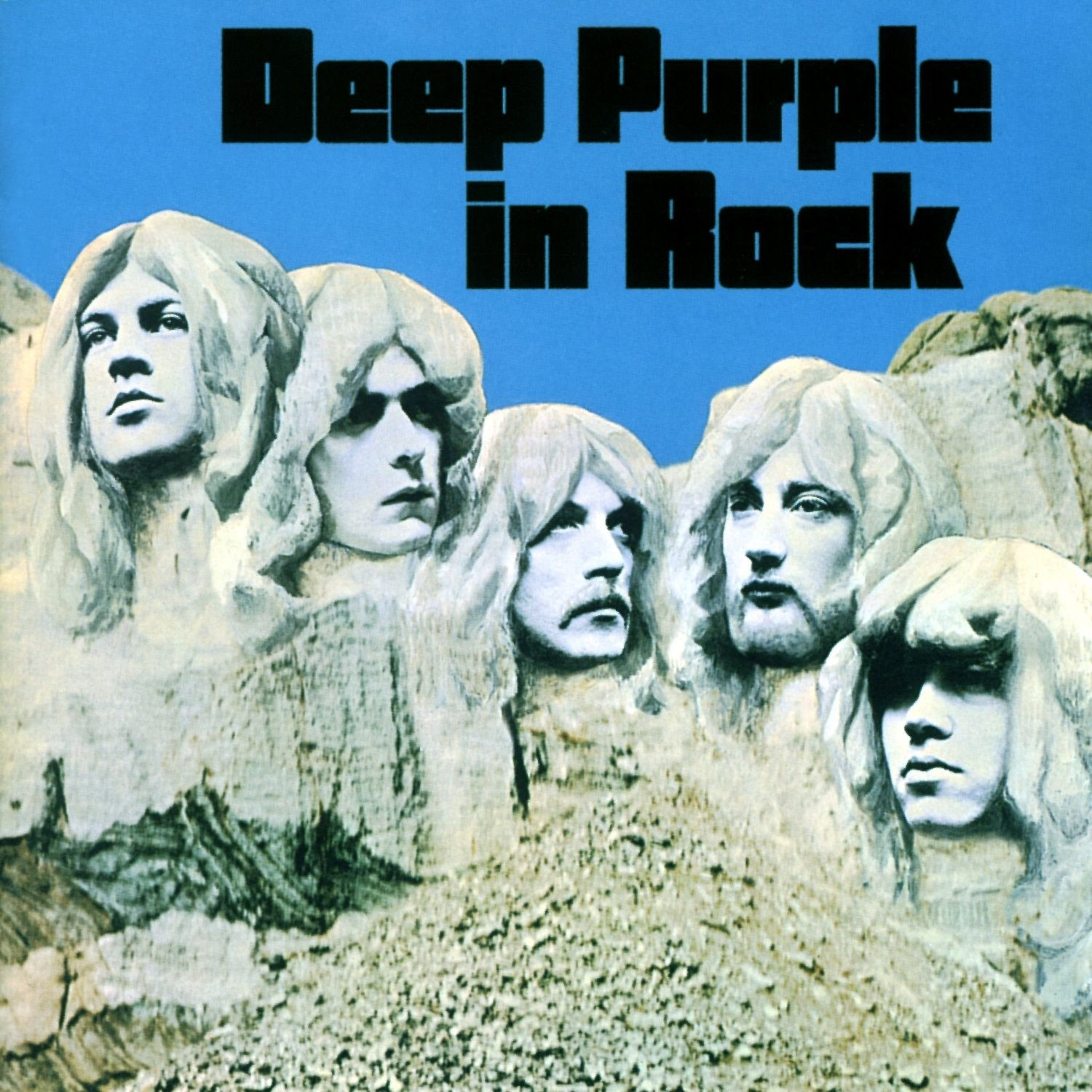 Deep Purple: In Rock (CD)