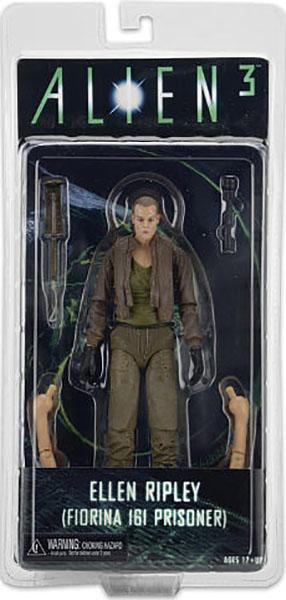 Фигурка Aliens Series 8. Ripley Bald Prisoner (17 см) фигурки игрушки neca фигурка aliens 7 series 2 sgt windrix 4шт in