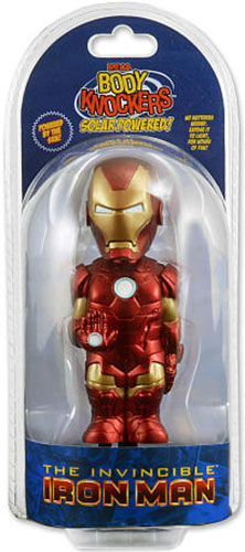 marvel wearable iron man mk5 voice activated deformation helmet Фигурка NECA Marvel – Iron Man – на солнечной батарее (15 см)