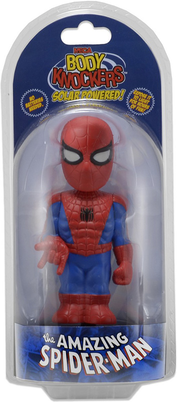 Фигурка на солнечной батарее Marvel. Spider-Man (17 см)Представляем вашему вниманию фигурку на солнечной батарее Spider-Man, выпущенную по мотивам комиксов Marvel и воплощающую собой Человека-паука.<br>