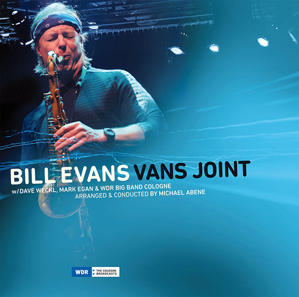 Bill Evans. Vans Joint (LP)