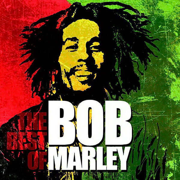 Bob Marley. The Best Of Bob Marley (LP)