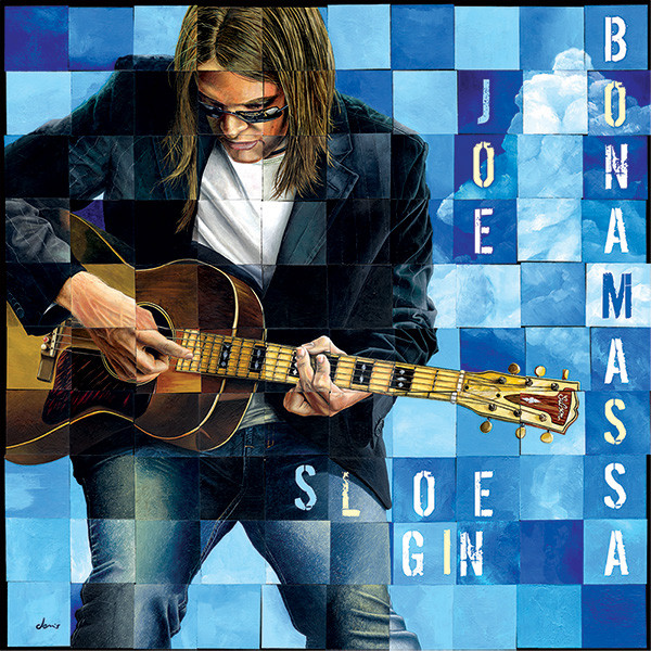 Joe Bonamassa. Sloe Gin (LP) joe dassin eternel cd