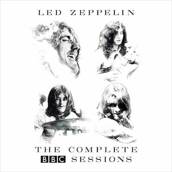 Led Zeppelin: The Complete BBC Sessions (3 CD) кольца
