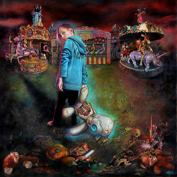 Korn. The Serenity Of Suffering (LP)