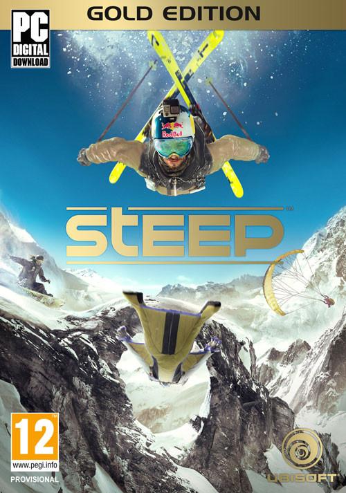 Steep Gold Edition  (Цифровая версия)