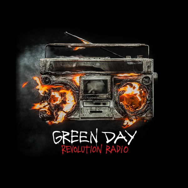 Green Day. Revolution Radio (LP)