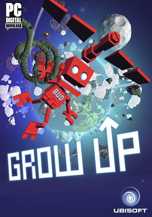 Grow Up (Цифровая версия)В игре Grow Up – МАМа развалилась на части – обломки разбросаны по всей планете. Только БАД способен вернуть их на луну.<br>