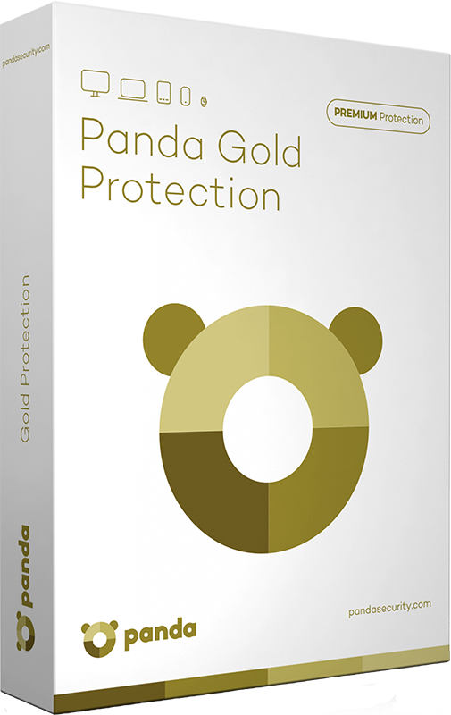 Panda Gold Protection. Обновление (1 устройство, 1 год) (Цифровая версия)