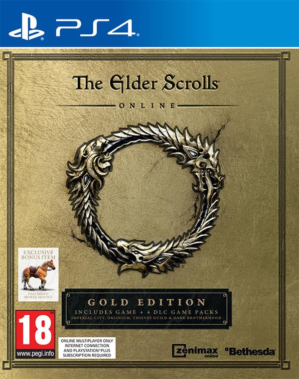 Elder Scrolls Online: Gold Edition [PS4]