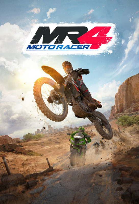Moto Racer 4. Digital Deluxe Edition [PC, Цифровая версия] (Цифровая версия) killing floor 2 digital deluxe edition цифровая версия