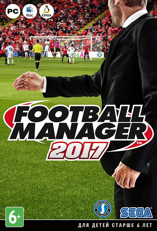 Football Manager 2017 (Цифровая версия) manager