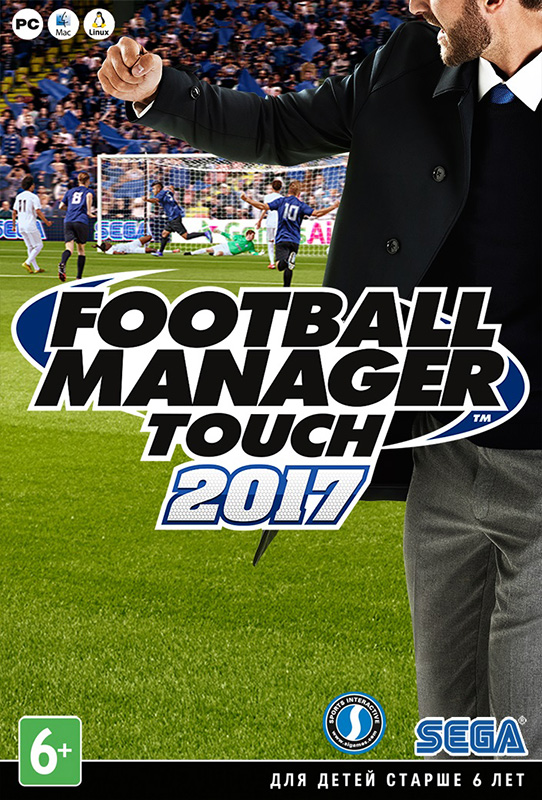 Football Manager Touch 2017  (Цифровая версия) manager