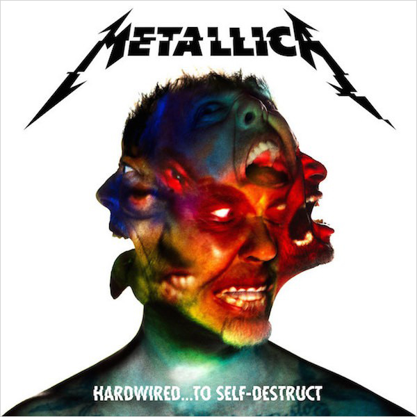 Metallica. Hardwired… To Self-Destruct. Deluxe Edition (3 LP) zedd zedd clarity deluxe edition 2 lp