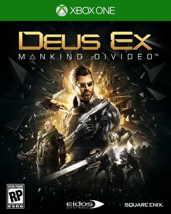 Deus Ex: Mankind Divided [Xbox One]В игре Deus Ex: Mankind Divided &amp;ndash; станьте непревзойденным специальным агентом. Выберите оружие и аугментации из огромного количества, доступного в игре, и настройте их под себя.<br>
