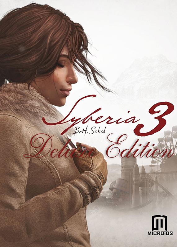 Сибирь3. Digital Deluxe Edition [PC, Цифровая версия] (Цифровая версия) dragon ball xenoverse 2 deluxe edition [pc цифровая версия] цифровая версия