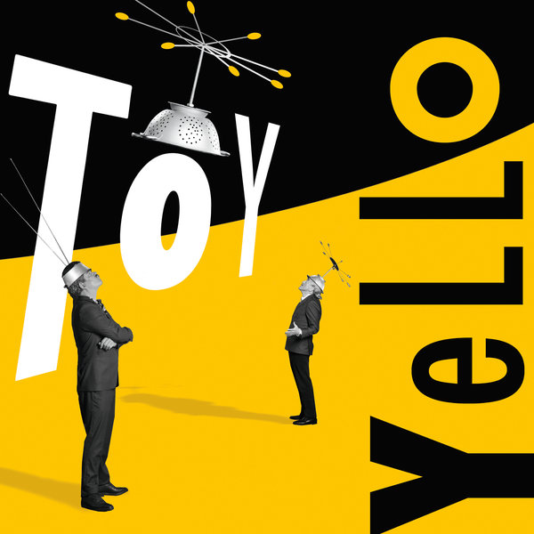 Yello: Toy (CD) cd yello zebra