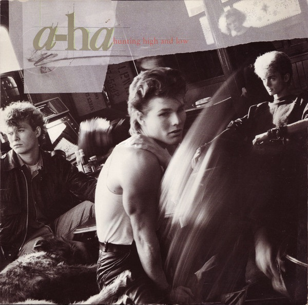 A-Ha. Hunting High And Low (LP) kelme