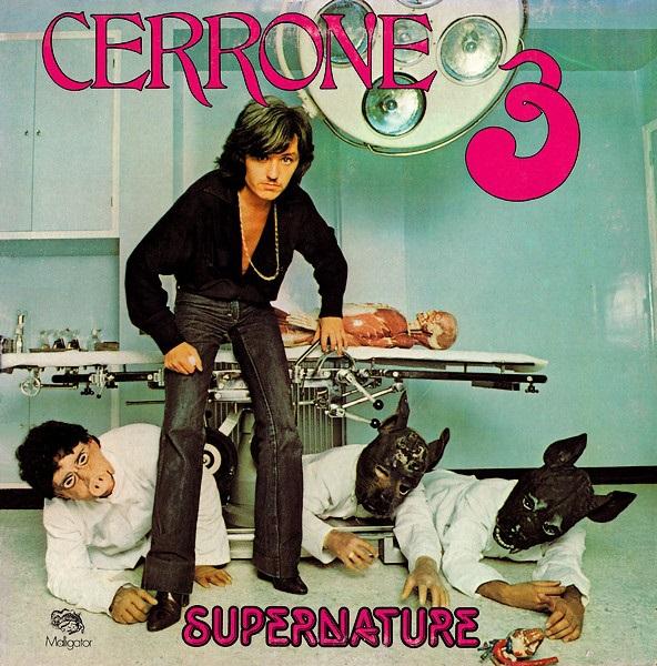 Cerrone. Supernature (LP)Представляем вашему вниманию альбом Cerrone. Supernature, альбом французского музыканта Cerrone, изданный на виниле.<br>