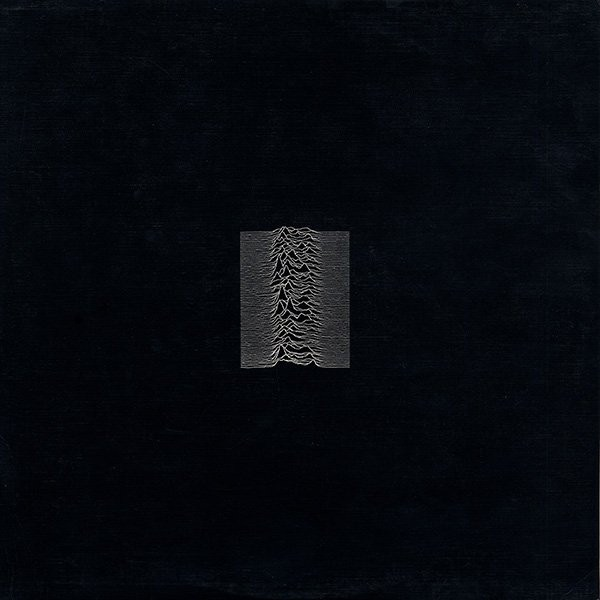 Joy Division. Unknown Pleasures (LP)