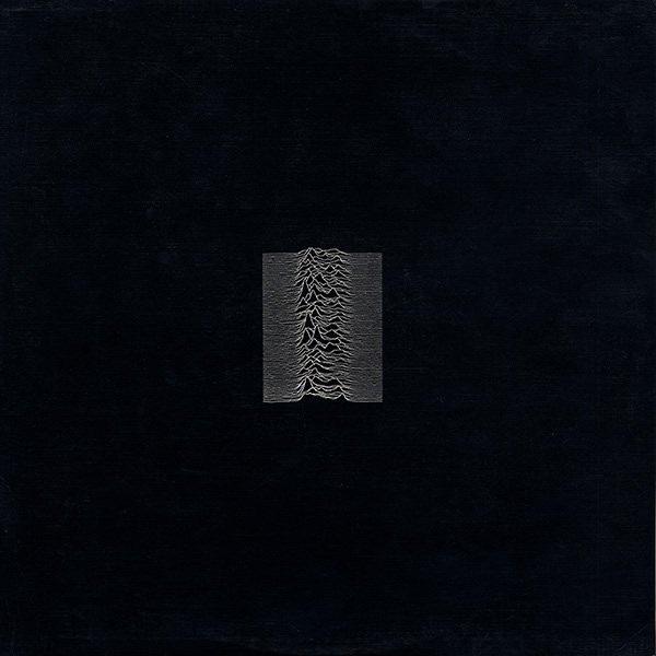 Joy Division. Unknown Pleasures (LP)