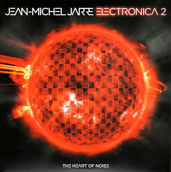 Jean Michel Jarre. Electronica 2. The Heart Of Noise (2 LP)