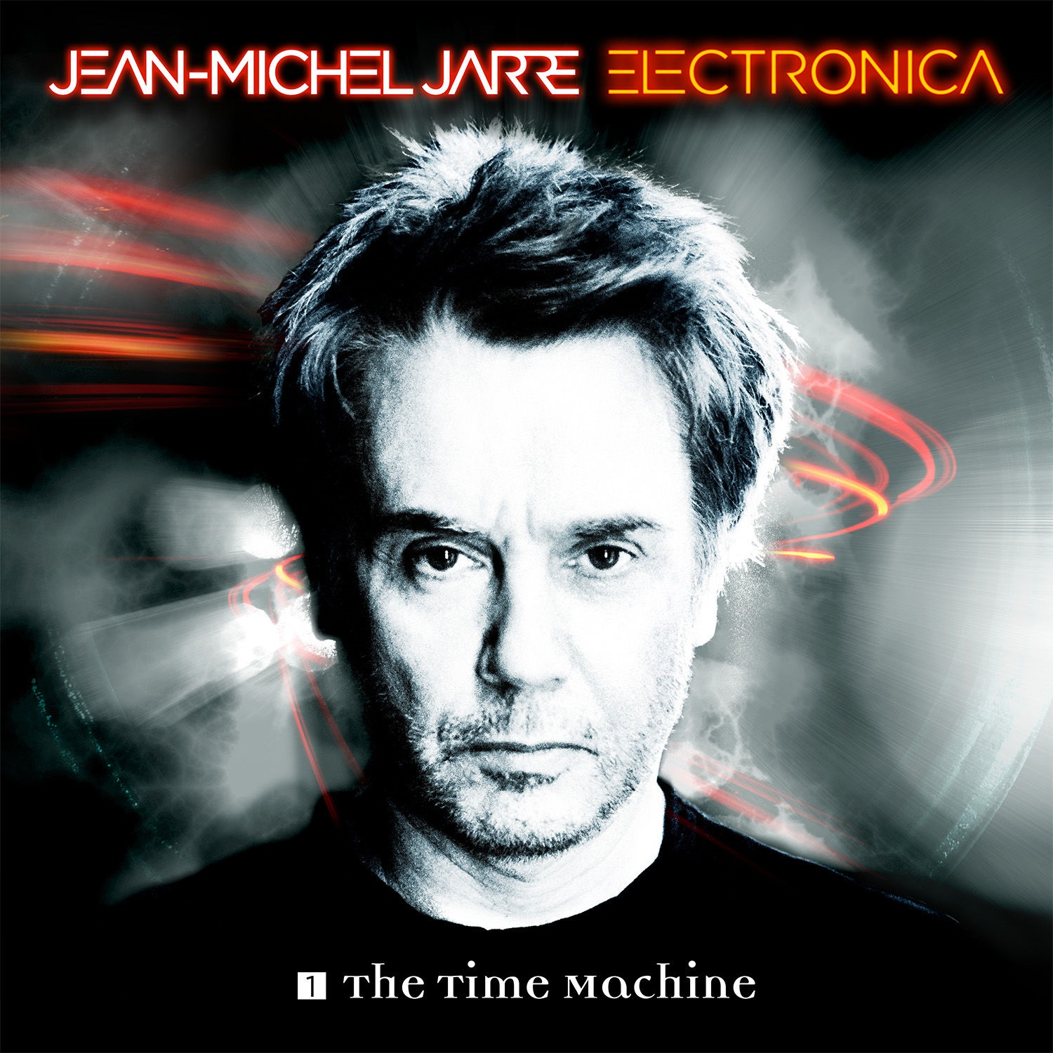 Jean Michel Jarre. Electronica 1. The Time Machine
