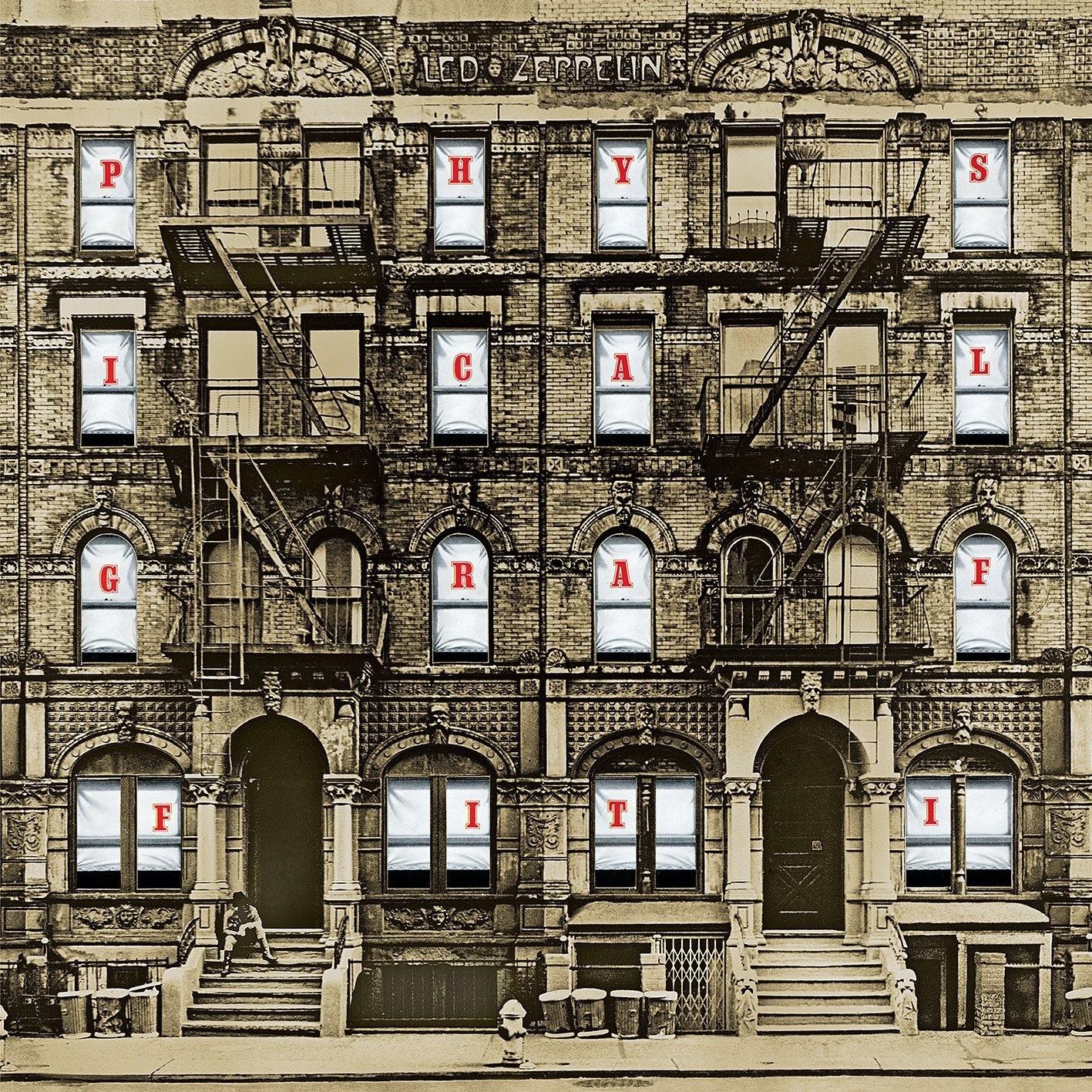 Led Zeppelin. Physical Graffiti (3 LP)Представляем вашему вниманию альбом Led Zeppelin. Physical Graffiti, шестой студийный двойной альбом британской рок-группы Led Zeppelin, изданный на виниле.<br>