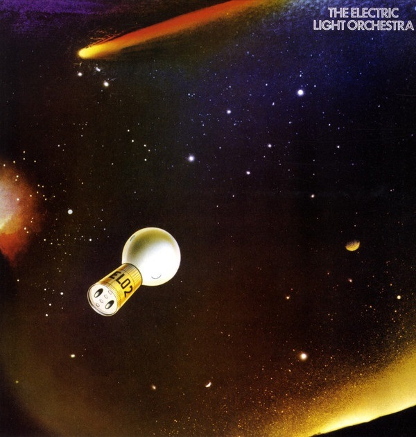Electric Light Orchestra. E.L.O. 2 (LP) electric light orchestra time lp