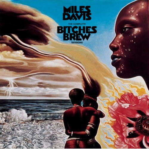 Miles Davis. Bitches Brew (2 LP)  miles davis miles davis miles davis quintet freedom jazz dance the bootleg series vol 5 3 lp