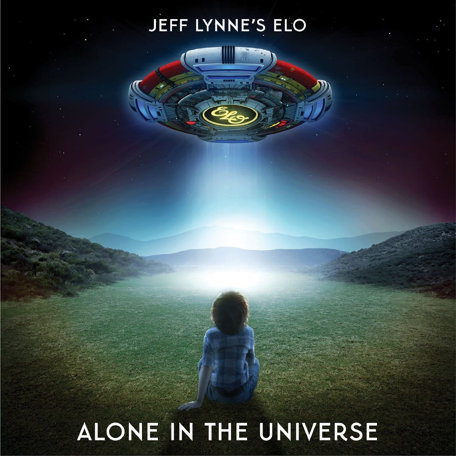 Jeff Lynne's ELO: Alone In The Universe (CD) виниловая пластинка elo jeff lynnes elo alone in the universe