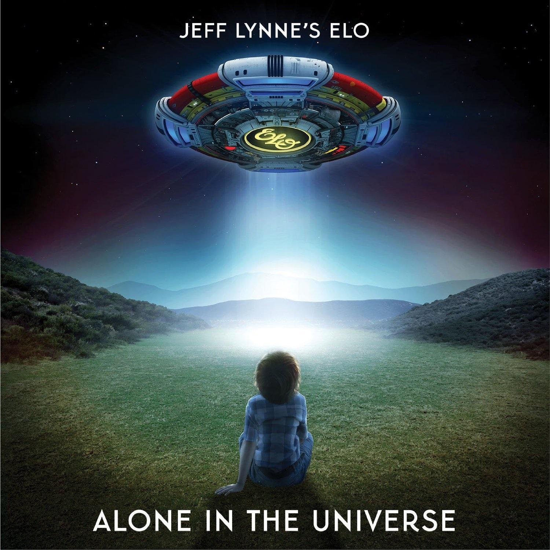Jeff Lynne's ELO. Alone In The Universe