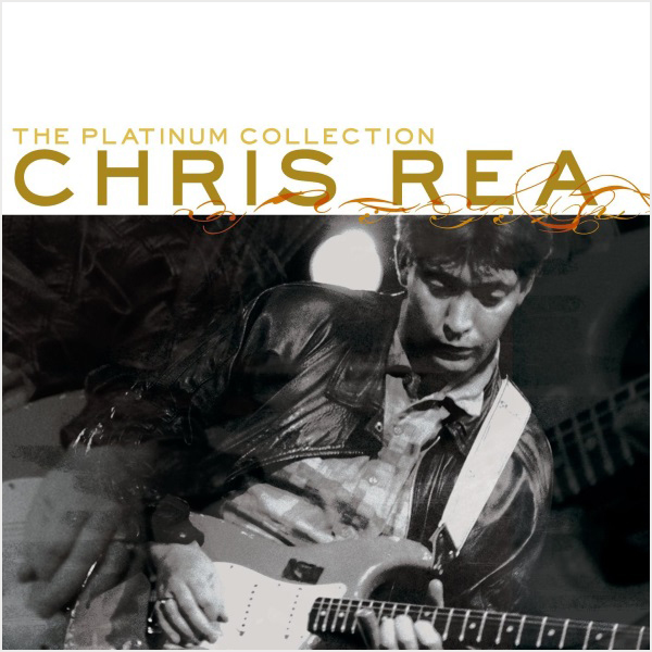 Chris Rea: The Platinum Collection (CD) chris van gorder the front line leader