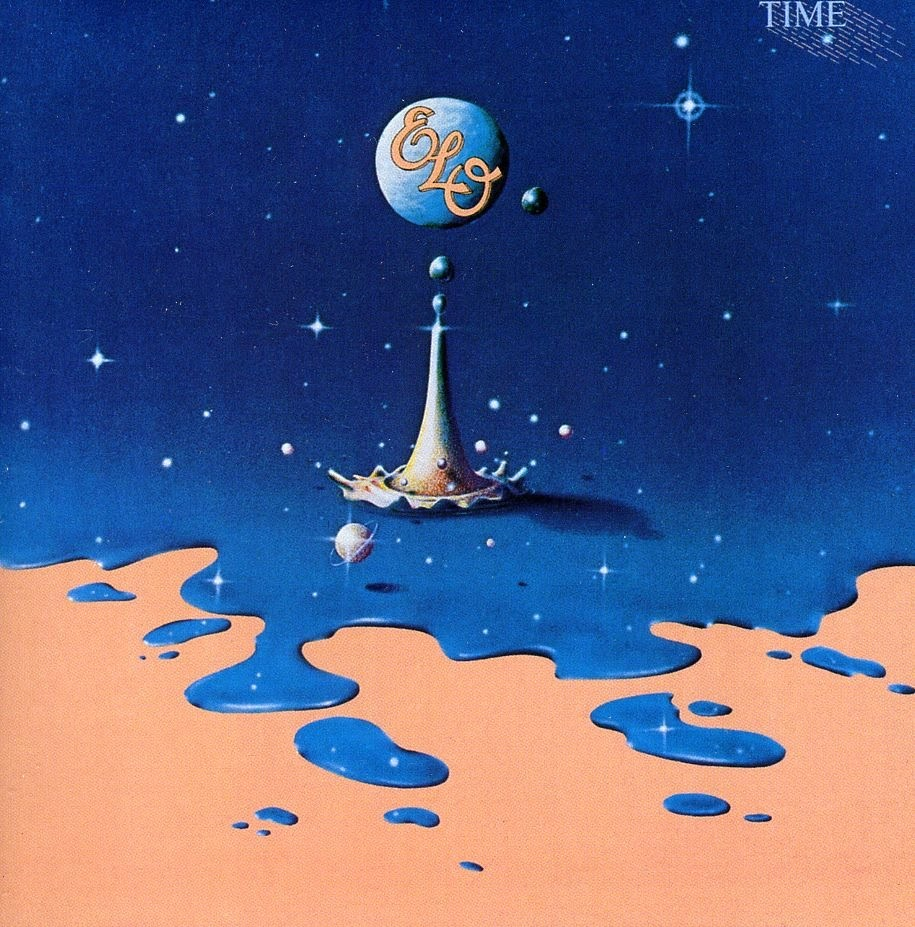 Electric Light Orchestra: Time (CD) cd electric light orchestra eldorado