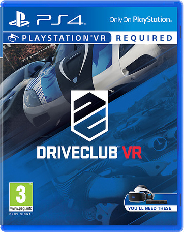 Driveclub VR (только для VR) [PS4]