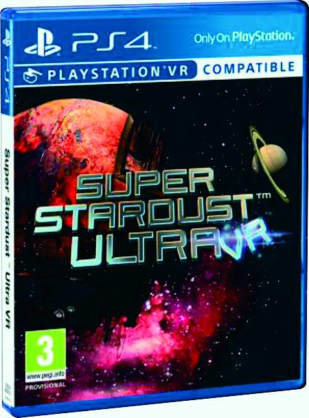 Super Stardust Ultra VR (поддержка VR) [PS4]