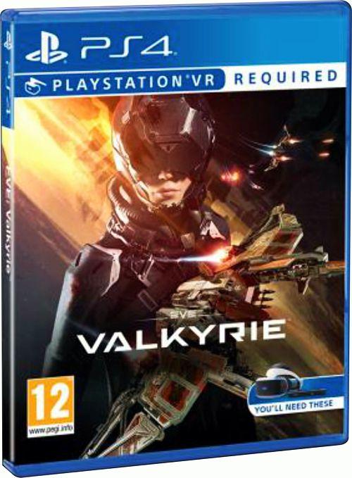 Eve Valkyrie (только для VR) [PS4]Исследуйте сложную научно-фантастическую вселенную Eve Valkyrie, закаляясь в тяжелых схватках в глубоком космосе и совершая сногсшибательные тактические налеты на врагов на PlayStation VR.<br>