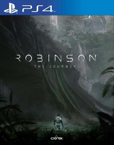 Robinson: The Journey (только для VR) [PS4]В Robinson: The Journey взгляните на живой и яркий мир своими глазами, воспользовавшись уникальными возможностями PlayStation VR, но будьте осторожны: выжить на родине доисторических ящеров не так-то просто.<br>