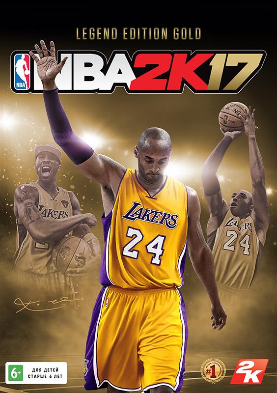 NBA 2K17. Legend Gold Edition  (Цифровая версия)NBA 2K17 &amp;ndash; задает новые стандарты качества, стирая грань между виртуальным миром и реальностью!<br>