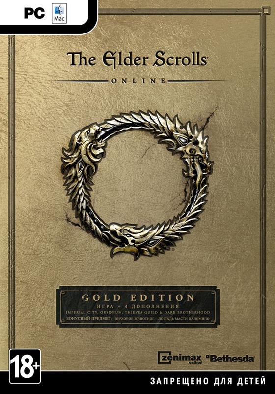 The Elder Scrolls Online: Gold Edition  (Цифровая версия) south park the fractured but whole gold edition цифровая версия